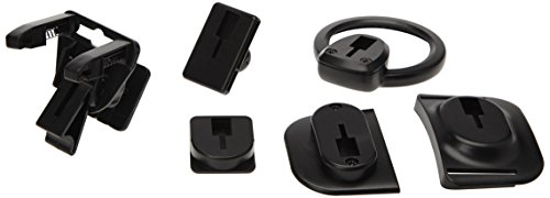 AS-Mobility ASCMTTAIR air Vent Mount for Tomtom GPS Kit with 5 Hooks, Black ()