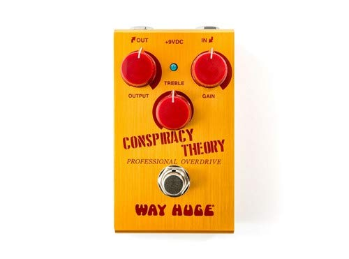 Way Huge Conspiracy Theory Smalls Professional Overdrive Effect Pedal (WM20)