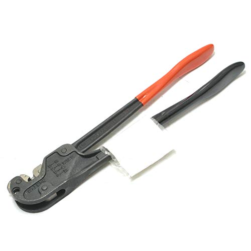 Thomas & Betts WT129 Flag Terminal Type Hand Tool for D, E, F and G Non-Insulated Flag Terminals