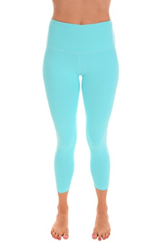 90 Degree By Reflex – High Waist Tummy Control Shapewear – Power Flex Capri