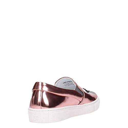 Karl Rosa Sneakers Lagerfeld 61001 Donna AFxrAgq7