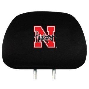 Nebraska Huskers Tire Cover - Nebraska Huskers Headrest Covers