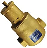 Caleffi Brass Air Separator Discal VJR200TM