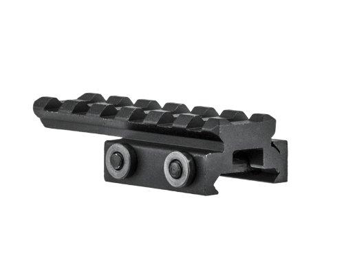 6 Slots 0.5 Low Profile Picatinny Rail Bridge Mount BM0605 by Lion Gears by Lion Gears