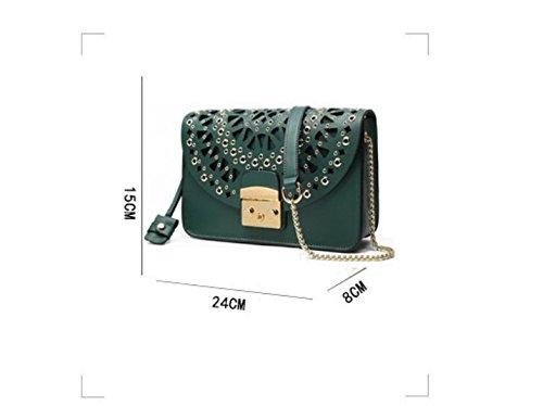 Air Fashion Minimalist Bag Ladies' Shoulder Satchel Gwqgz Trend fYqUx