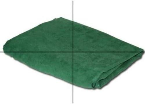 Grünes Pokertuch, 2m