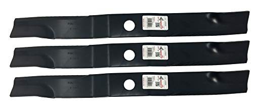 Rotary 12995 Pack of 3 Blades for Kubota 72