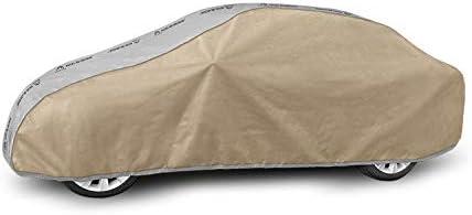GSC Autoabdeckplane Ganzgarage Autoplane kompatibel mit Peugeot 208 ab 2012