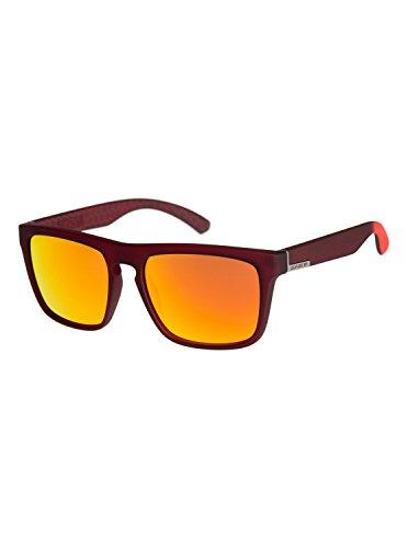 Orange Red M de Lunettes Matte Tr Ferris THE Quiksilver Ml soleil Rouge wpBqxUR