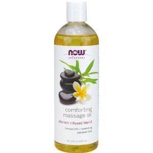 Now Foods Réconfortant Huile de massage, 16-Ounce