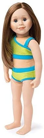 Maplelea West Coast Waterwear Swimsuit and Wetsuit for 18 Inch Dolls
