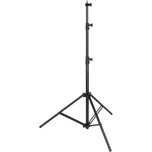 Impact Air-Cushioned Heavy Duty Light Stand - Black, 9'6