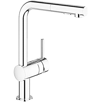 Grohe 30295000 Essence New Semi Pro Single Handle Kitchen Faucet
