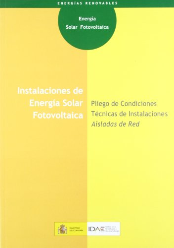 Descargar Libro Instalacion De Energia Solar Fotovoltaica Aisladas De Red Colectivo