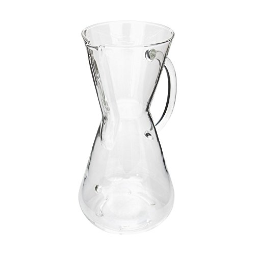 Chemex 3 Cup Coffeemaker Glass Handle