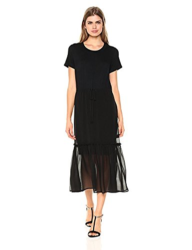 Wild Meadow Women's Tiered T-Shirt Dress