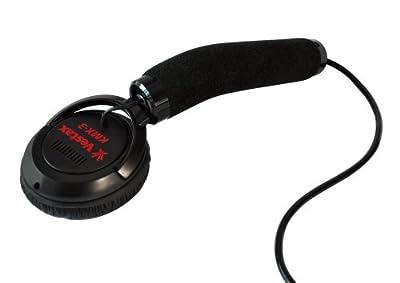 Vestax KMX-3 Single Stick Cup DJ Headphone (Black)