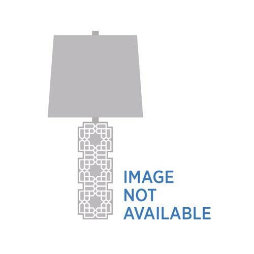 Elstead ELCONTOUR WHT Contour Table lamp, White