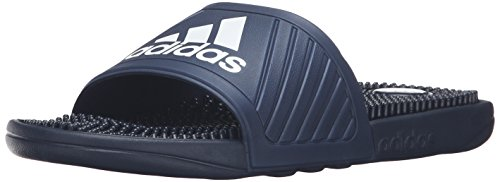 adidas Performance Herren Voloossage Athletic Sandale College Navy / Weiß / Collegiate Navy