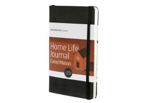 Moleskine Passion Journal - Homelife, Large, Hard Cover (5 x 8.25) (Passion Book Series)