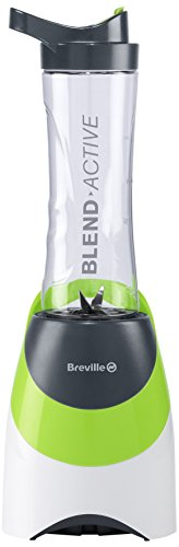 220-240 Volt/ 50 Hz, Breville BRVBL097X Blend- Active Sports Bottle Blender, FOR OVERSEAS USE ONLY, WILL NOT WORK IN THE US (Replacement Blade For The Breville Blend Active Blenders)
