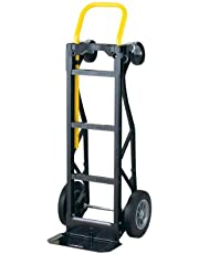 "Harper Trucks Nylon Convertible Hand Truck with 10"" wheels"