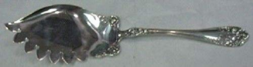 Rose By Wallace Sterling Silver Macaroni Server 10