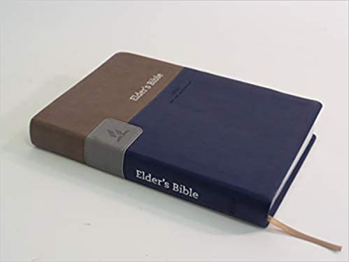Elder's Bible NKJV: Safeliz: Amazon com: Books