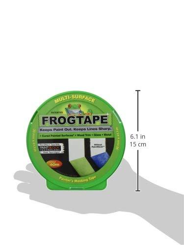 Frogtape Rouleau de ruban adh/ésif de masquage multisurface 110137