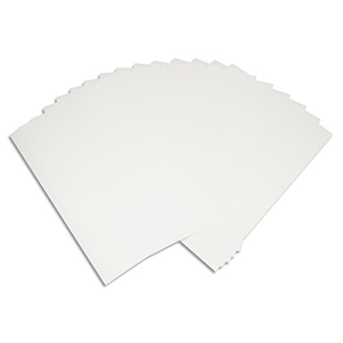 Avery Dark T-shirt Transfers - A4 Iron On T-Shirt Transfer Paper For Light Fabric 100 Sheets # 640211G