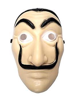 DISBACANAL Máscara Dalí