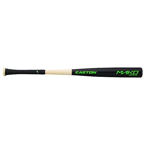- Easton Mako Maple Balanced Baseball Bat, 33