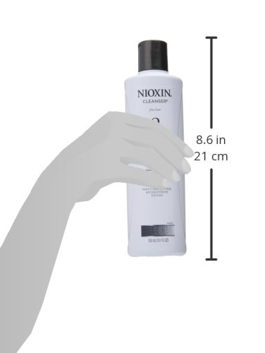 Nioxin System 2 Cleanser, 300 Ml by Nioxin (Image #9)