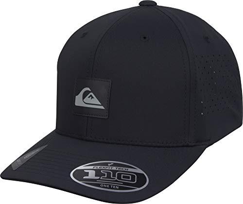 (Quiksilver Men's ADAPTED HAT, Black, 1SZ)