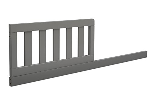 Serta Daybed/Toddler Guardrail Kit #707725, Grey by Serta