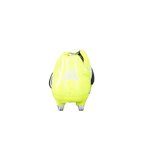 Ace Homme 15 Leather Adidas Noir Bottes Sg Citron Pour Blanc Vert 3 fdwx50x