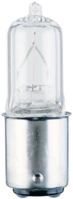 Westinghouse 0441200, 35W T4, DC Base Clear 1500 Hour 380 Lm 120v Halogen Light Bulb, 6-Pack