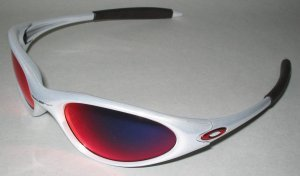 oakley minute  Oakley MINUTE WHITE CHROME(oz): Amazon.co.uk: Sports \u0026 Outdoors