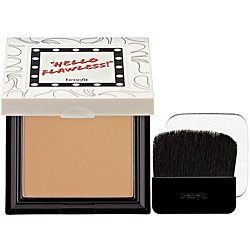 Benefit Hello Flawless! Custom Powder Cover Up For Face Spf15 # All The World's My Stage ( Beige ) 7G/0.25Oz by Benefit