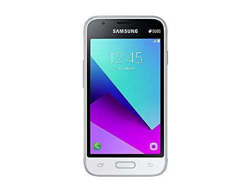 Samsung Galaxy J1 Mini Prime 8GB J106H/DS HSPA+ 3G Factory Unlocked Smartphone Smartphone ( International Version ) (White)