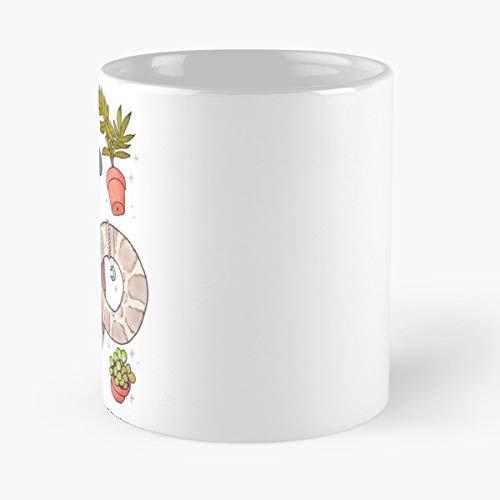 Corn Snake Snek - Coffee Mugs Unique Ceramic Novelty Cup