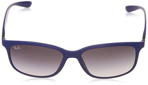 c922046fd4c Ray-Ban RB4215 Sunglasses Matte Dark Blue   Grey Gradient Dark Grey 57mm