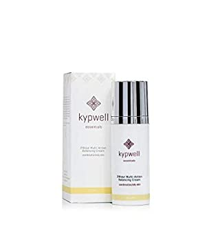 24Hour Multi-Action Balancing Cream by Kypwell Award winning Face Moisturizing Cream for Combination or Oily Skin Vegan, Natural and Organic Ingredients 50ml 1.7oz