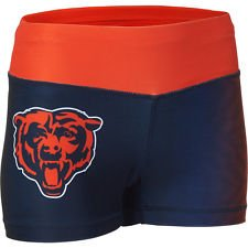 (Chicago Bears Gradient Print Bootie Short Medium)