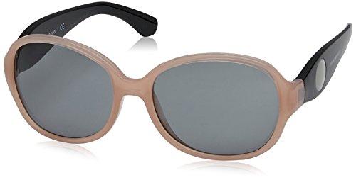 Emporio Armani Damen Sonnenbrille EA4040, Blau (Blue 532811), One size (Herstellergröße: 60)