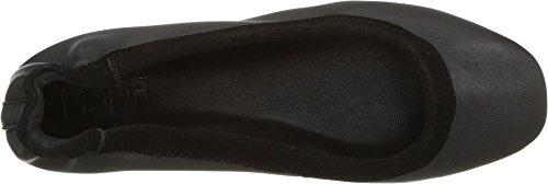 M4d3 Comfortabel Zwart Handschoenleer Dames / Rundsuède