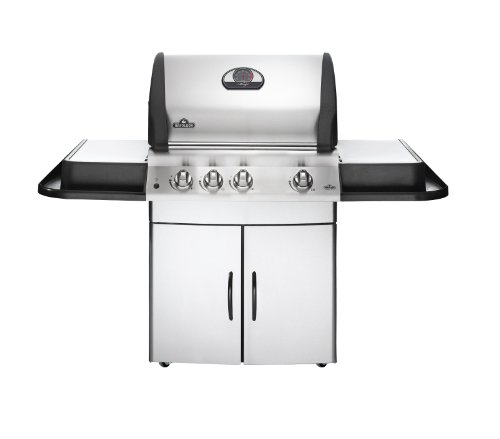 Napoleon M485RB Mirage Propane Gas Grill with Rear Infrared Burner Napoleon