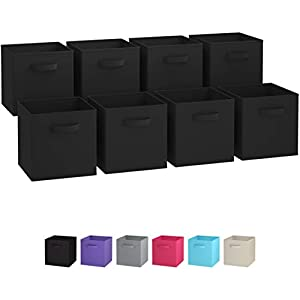 foldable cube storage