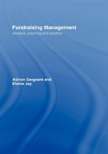 Fundraising Management: Analysis, Planning and Practice (University Fundraising Best Practices)