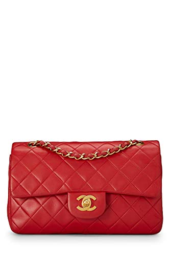Red Chanel Handbag - 2